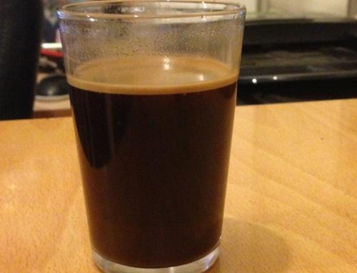 קפה – האם שחור, בוץ או נס ? עדנה מינץ