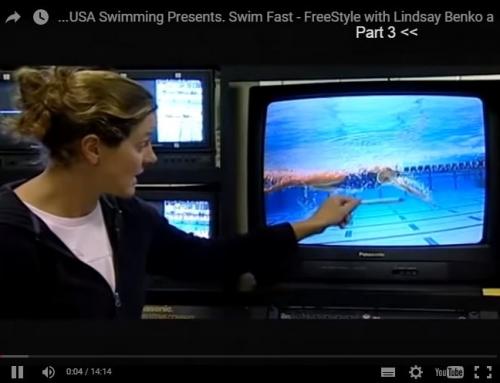 הדרך לשחות ולנצח תחרויות שחייה – Lindsay Benko