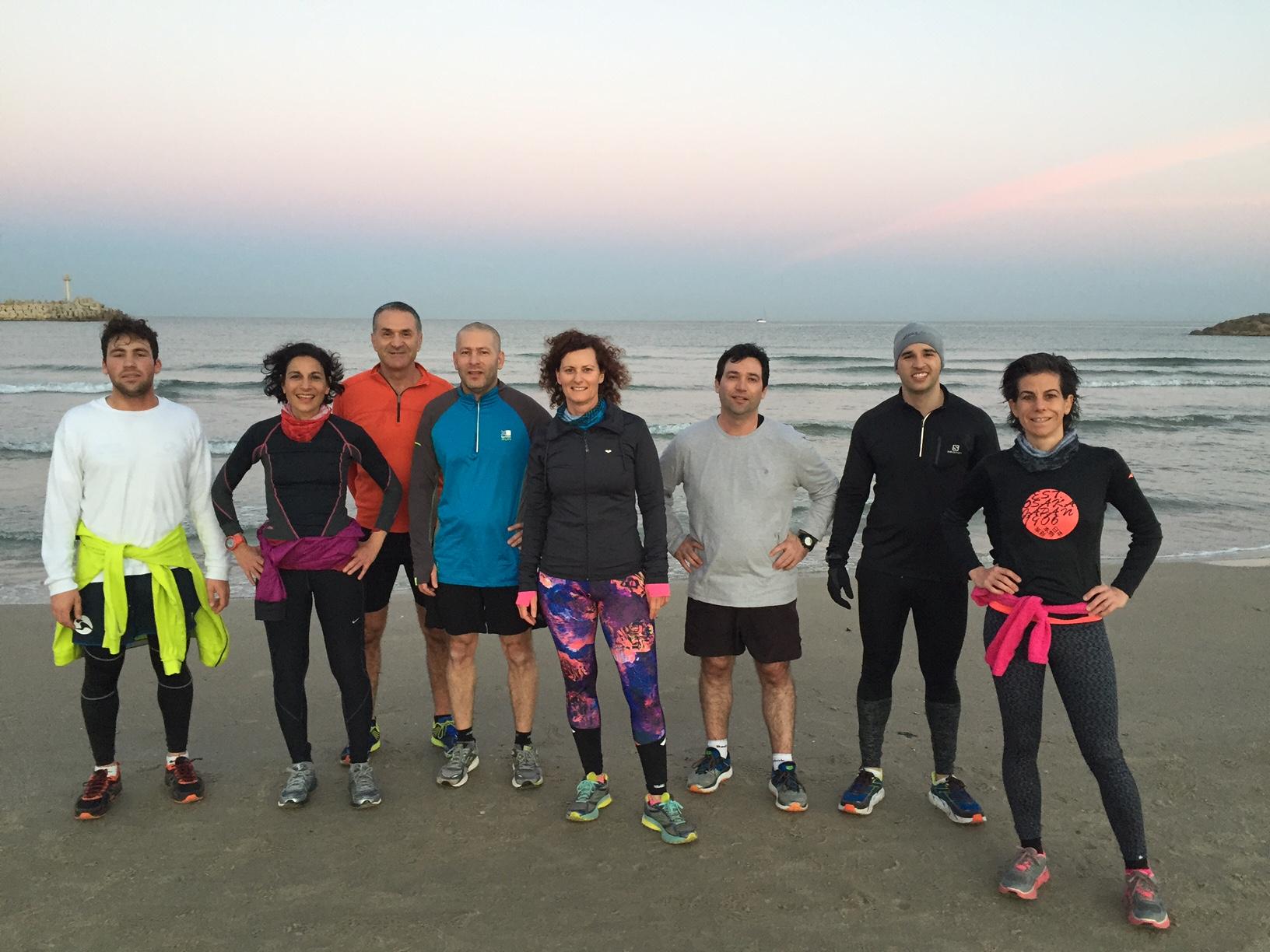 קבוצת ריצה מדהימה