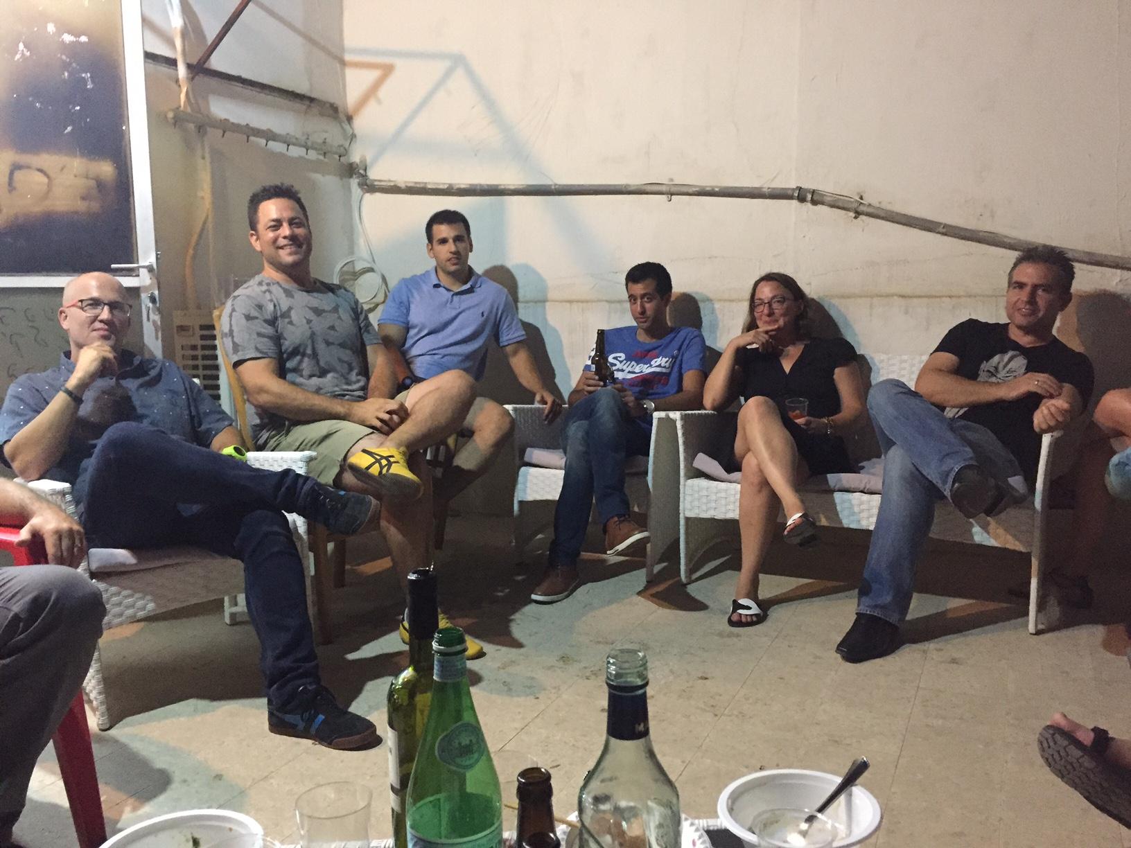 מסיבת קבוצה