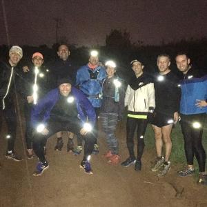 קבוצת ריצה נדירה ! רצים תמיד ! כלום לא יעצור אותנו !