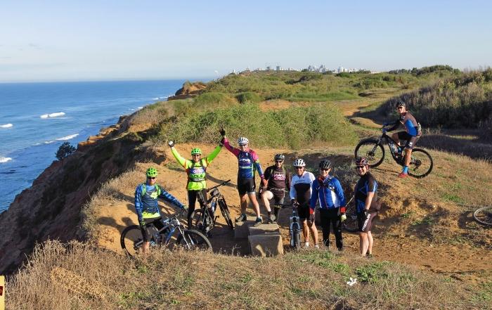 רכיבת אופני שטח