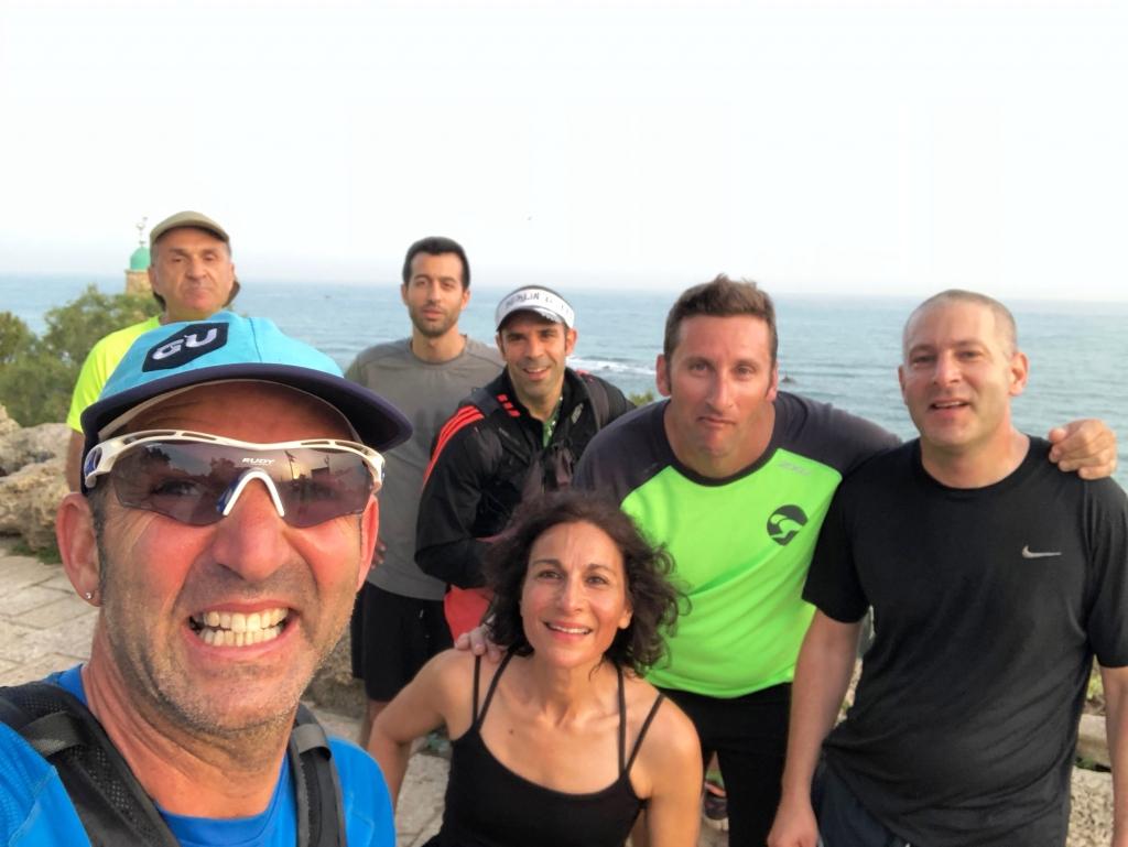 קבוצת ריצה בכפר - סבא