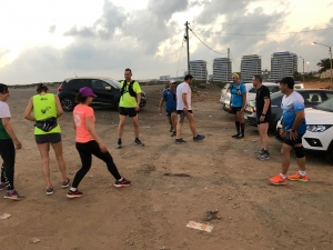 קבוצת ריצה - חיוכים ולאונצ'ים זה הכי חשוב לדרך!