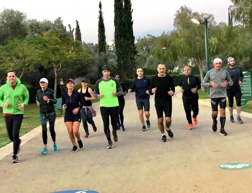"""קבוצת ריצה בכפר סבא – """"רצים עם אסף"""""""