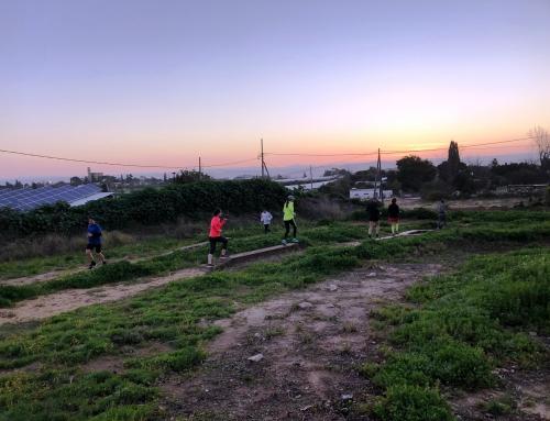 פעילות ספורט וחיבורה לחיינו – גוף ונפש / אסף לב
