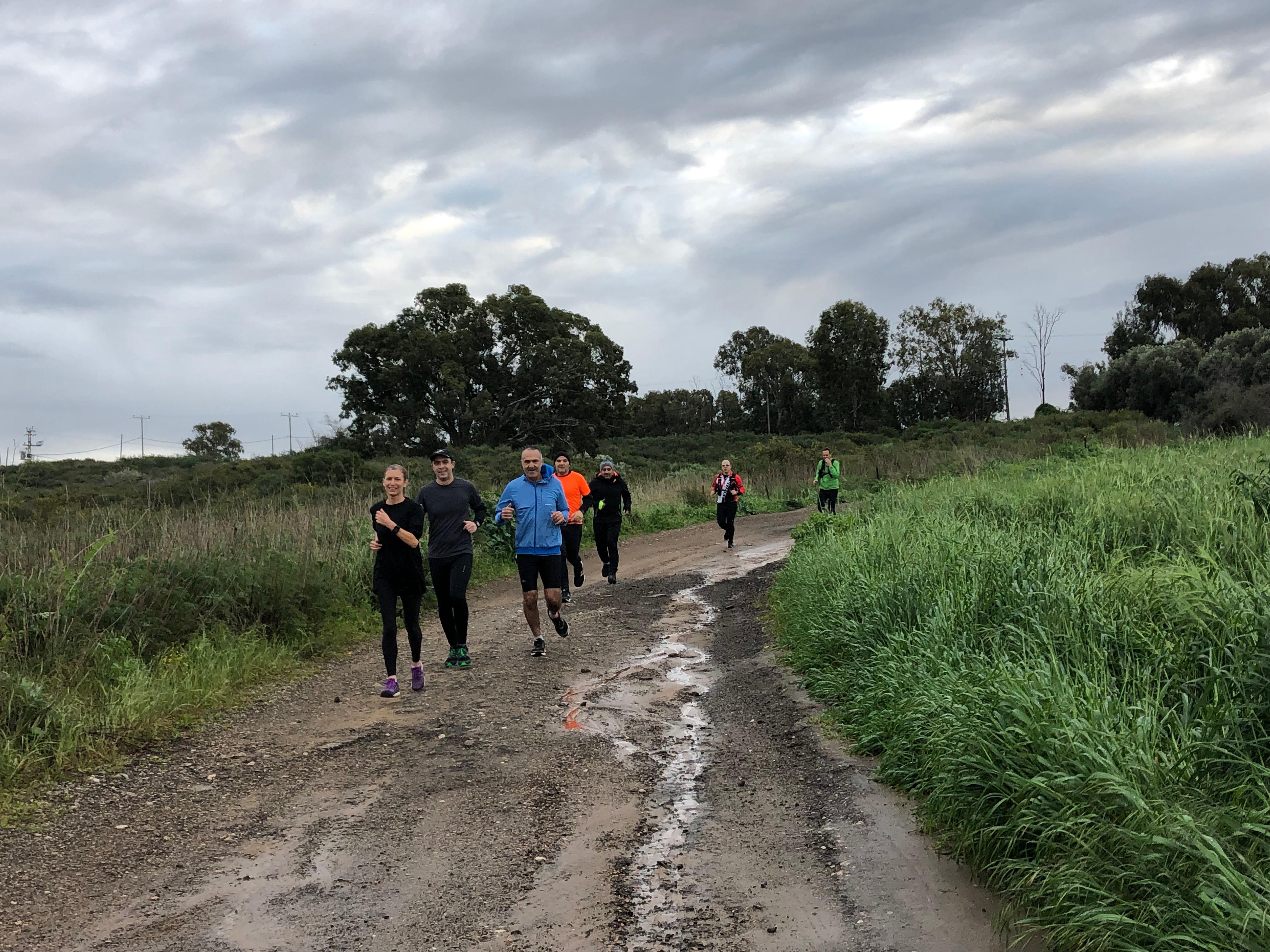 קבוצת ריצה מכפר - סבא