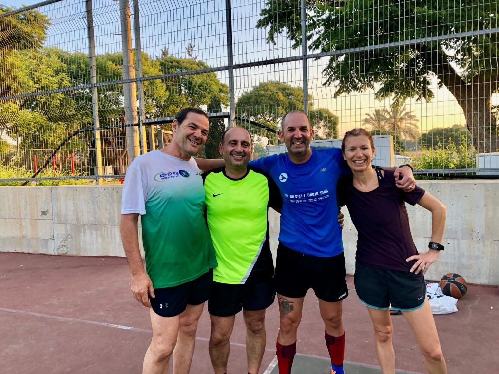 אימון כדורים - קבוצת ריצה (1)