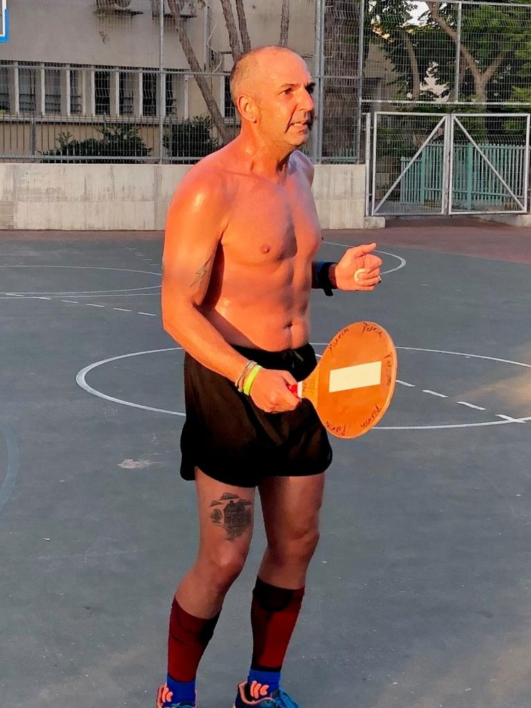 אימון כדורים - קבוצת ריצה (2)
