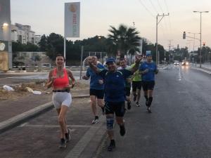 קבוצת ריצה בכפר -סבא