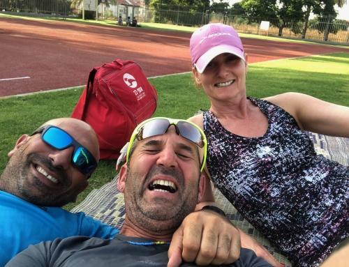 """קבוצת ריצה בכ""""ס – """"רצים עם אסף"""" – המגזין 17 ליוני"""