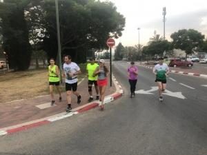 אימון ריצה - חיזוק רגליים!