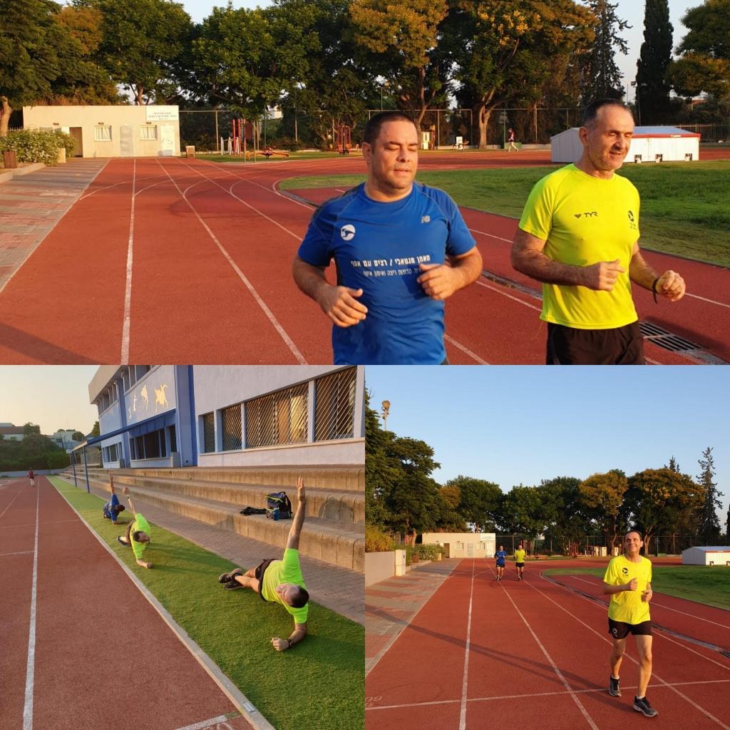 אימון כוח וליבה עם ספורטאי עילית - דוד צ'רניך! היה נדיר ביותר; עוד שבועיים שוב, חובה לבוא וללמוד!