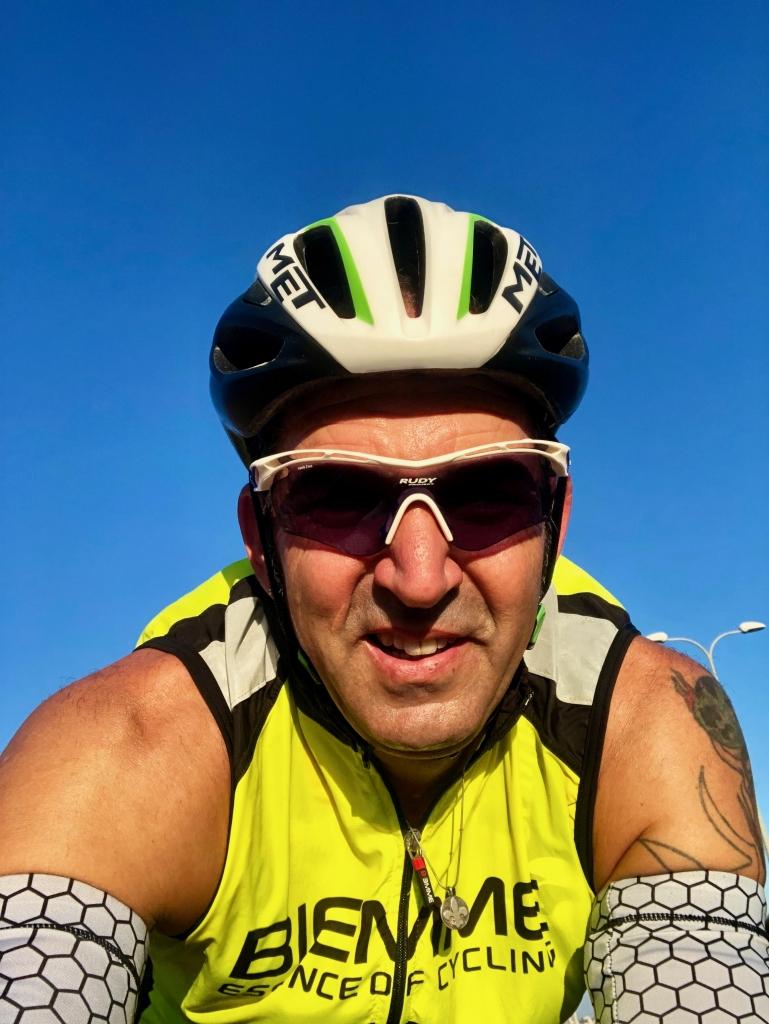 אימוני בדד על האופניים