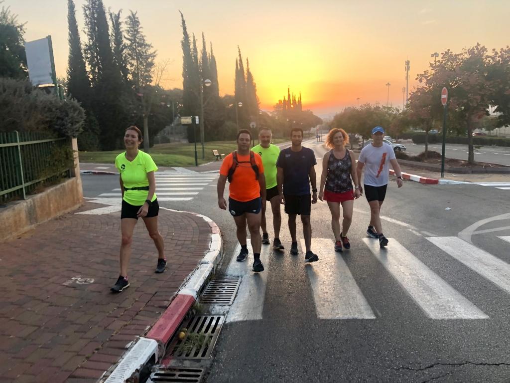 קבוצת ריצה (2)