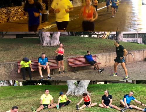 קבוצת ריצה – מגזין ריצה! 04 לאוקטובר