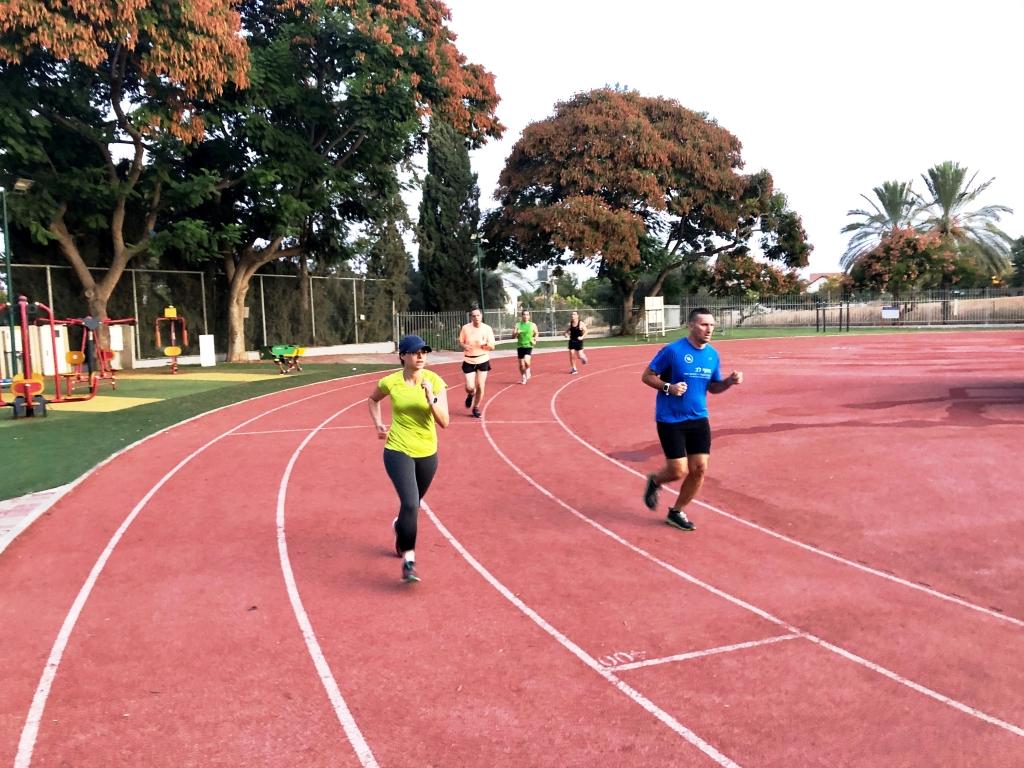"""אימון איכות: אצטדיון! כל ספורטאי ש""""מדלג"""", """"מוותר"""" על אימון שכזה לא יוכל להמשיך להתקדם."""