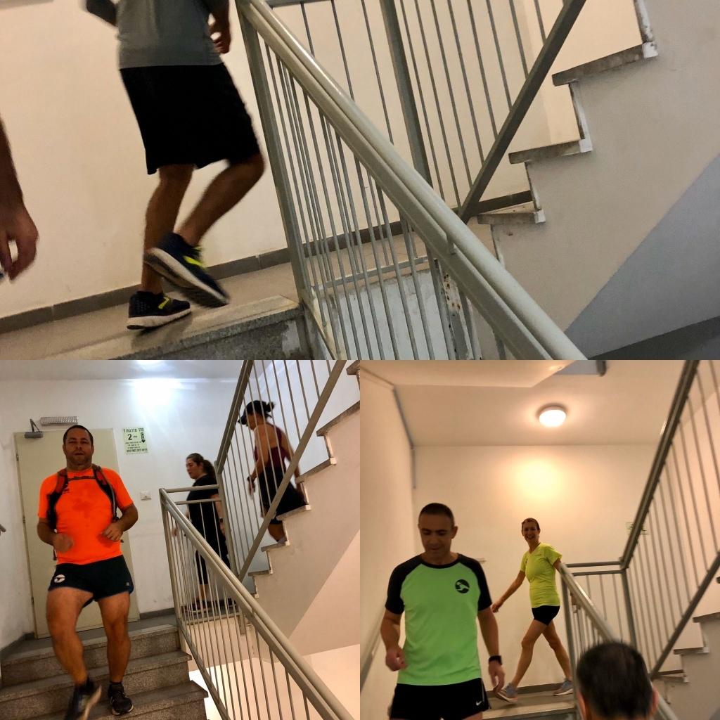 אימון מדרגות