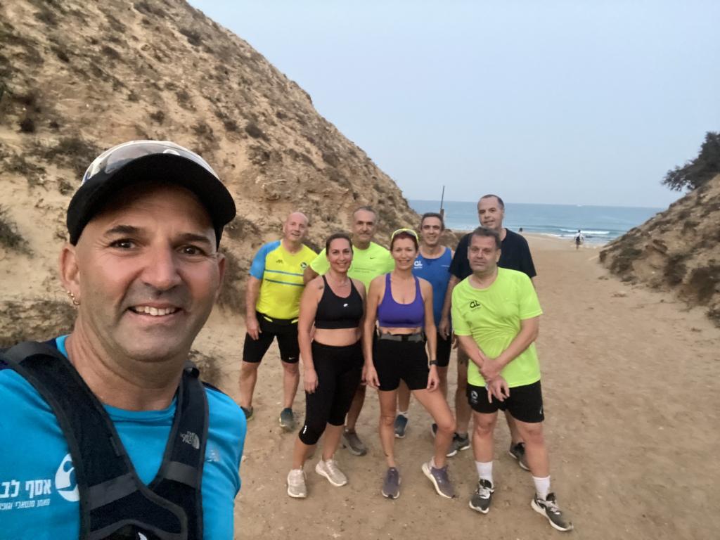 קבוצת ריצה בכפר - סבא קבוצה זה כוח💙🎞🎞▶
