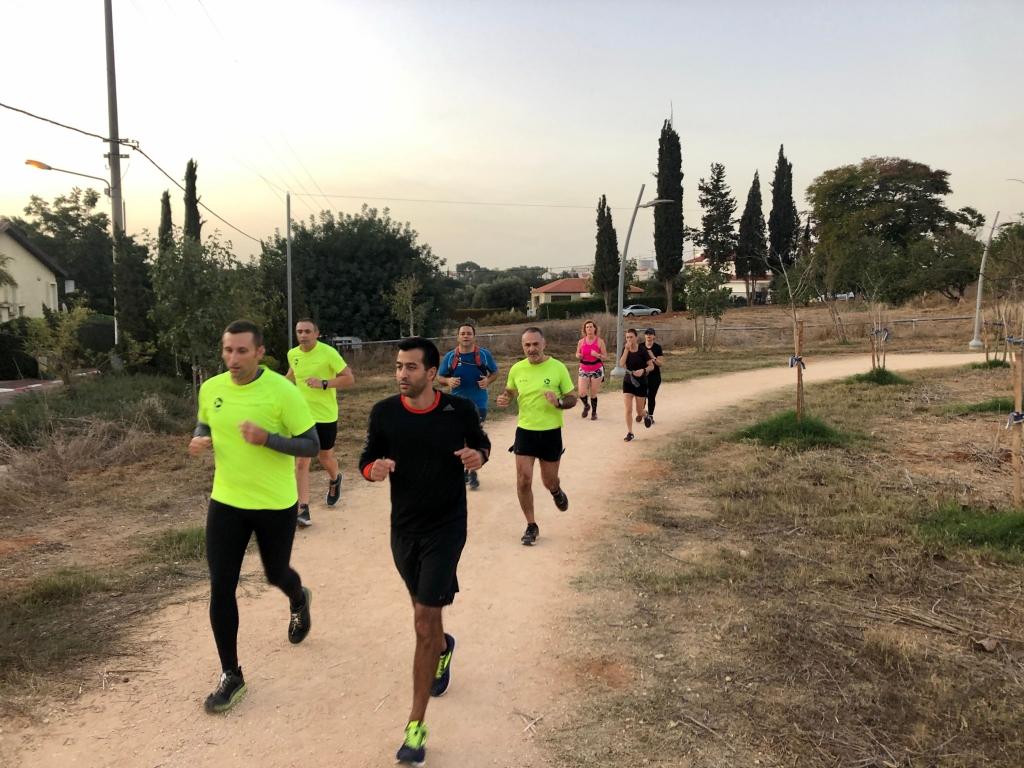 רצים מוקדם בבוקר - הכי כיף בעולם!