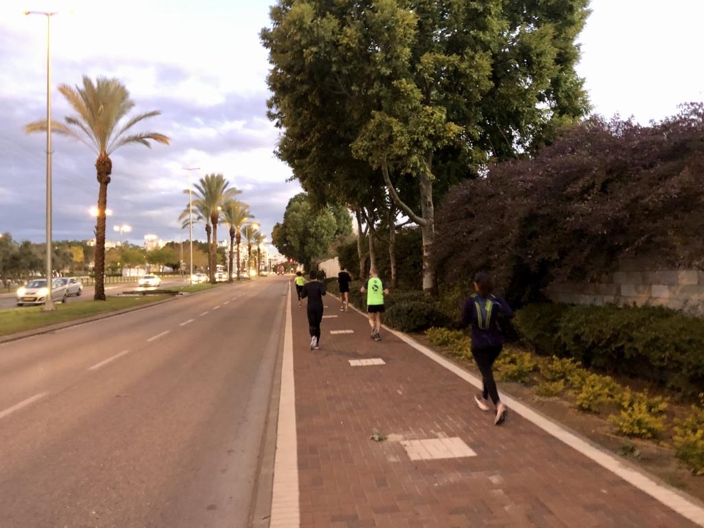 חצי מרתון ומרתון - דיוק!