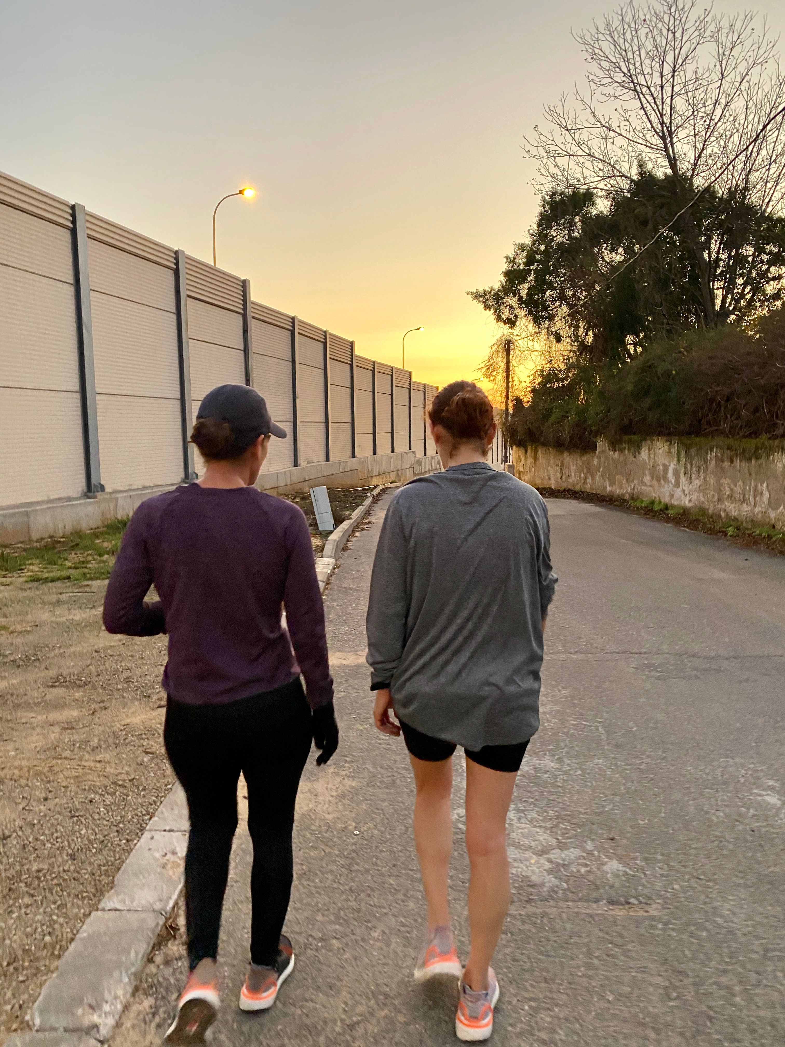 רצים עם אסף