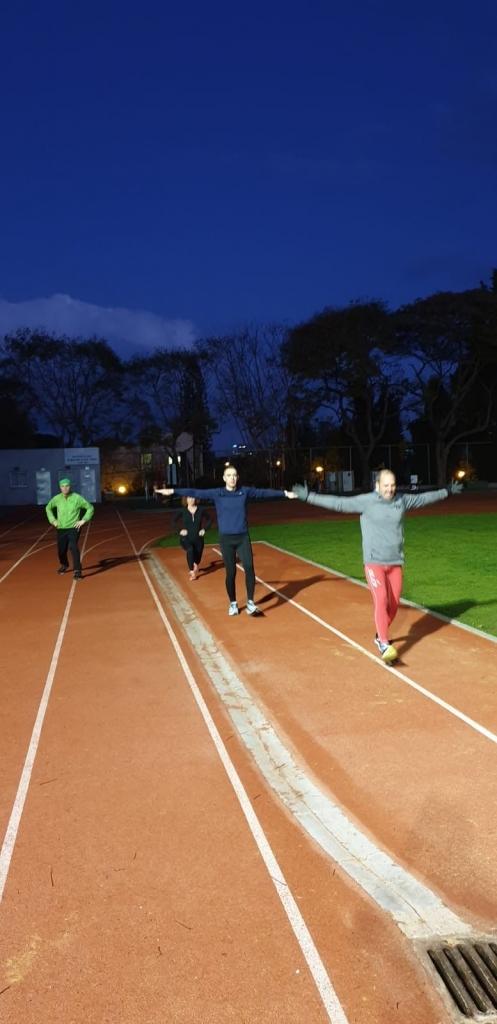 ספורטאי עילית! אימון מיוחד - רצים עם אסף - בהדרכת דוד צ'רניך