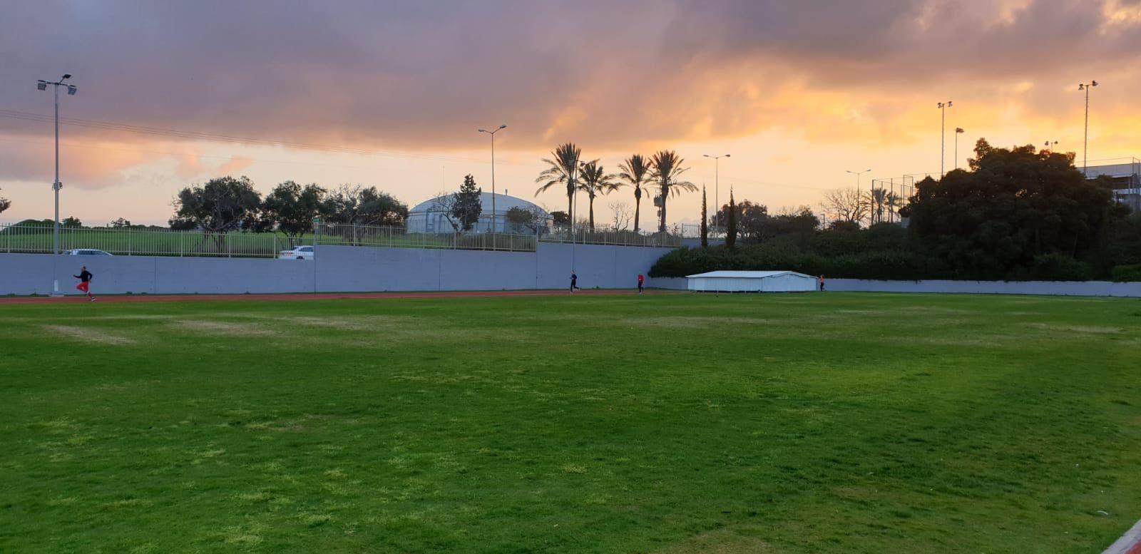 רצים עם אסף - אימון אצטדיון - איכות!