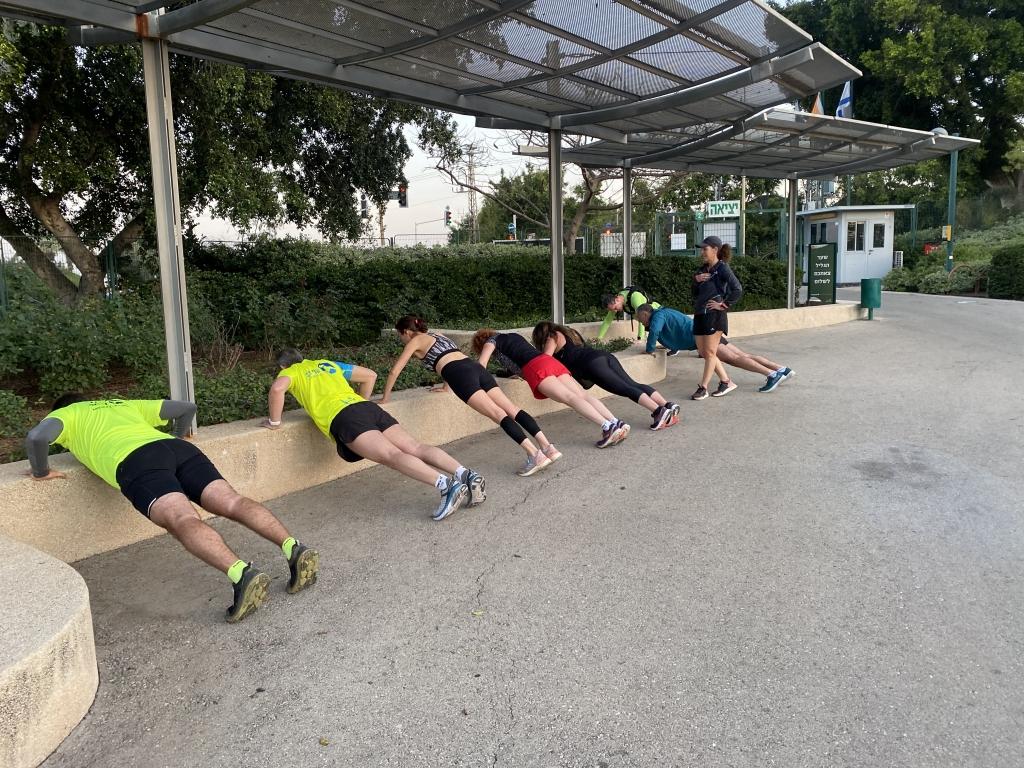 קבוצת ריצה מכפר -סבא (5)