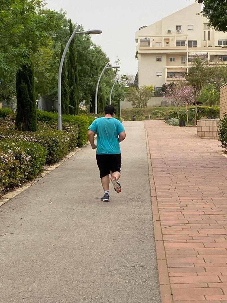 אימון גופני לאנשים על הספקטרום האוטיסטי