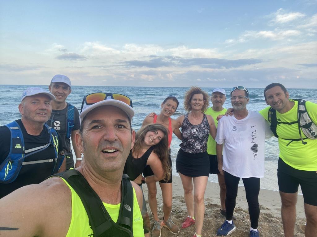 קבוצת ריצה בכפר - סבא + קבוצת הערב המתחדשת בימי שלישי 18:30