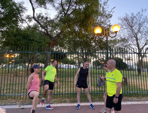 """""""רצים עם אסף"""" – יוני 2020"""