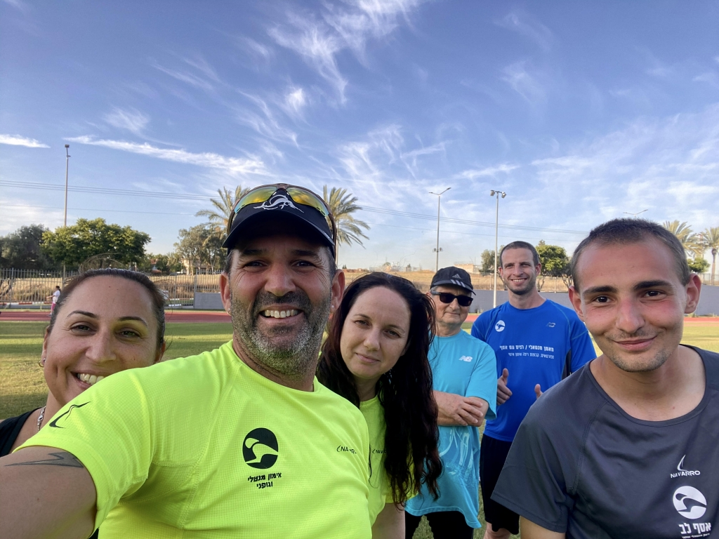 קבוצת ריצה בערב: תבואו! זו חוויה אחרת לגמריי: ימי שלישי 18:30 ושישי אחת לשבועיים