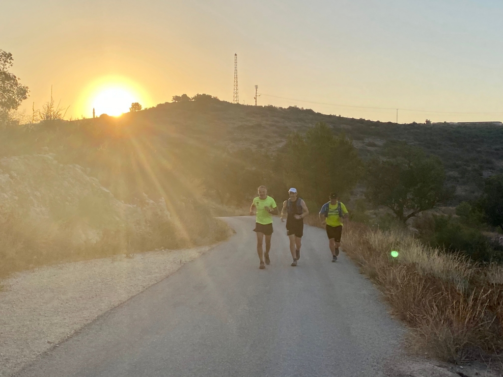 קבוצת ריצה למתחילים בכפר - סבא: ימי שלישי 18:20 תמיד!
