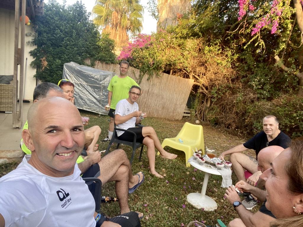 קבוצת ריצה כפר - סבא💛💙💙