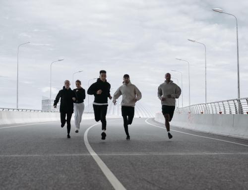 """קבוצת ריצה בכפר -סבא: """"רצים עם אסף"""""""