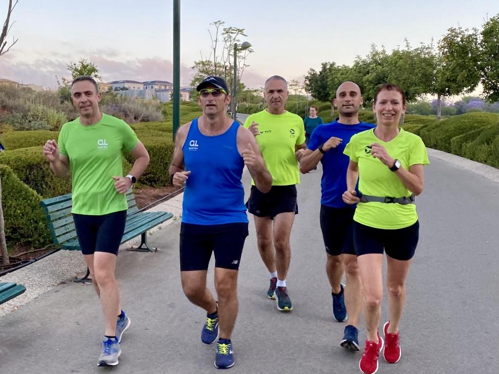קבוצת ריצה, קבוצה חברתית, קבוצת עבודה מהווים כוח אדיר בהמון היבטים של החיים