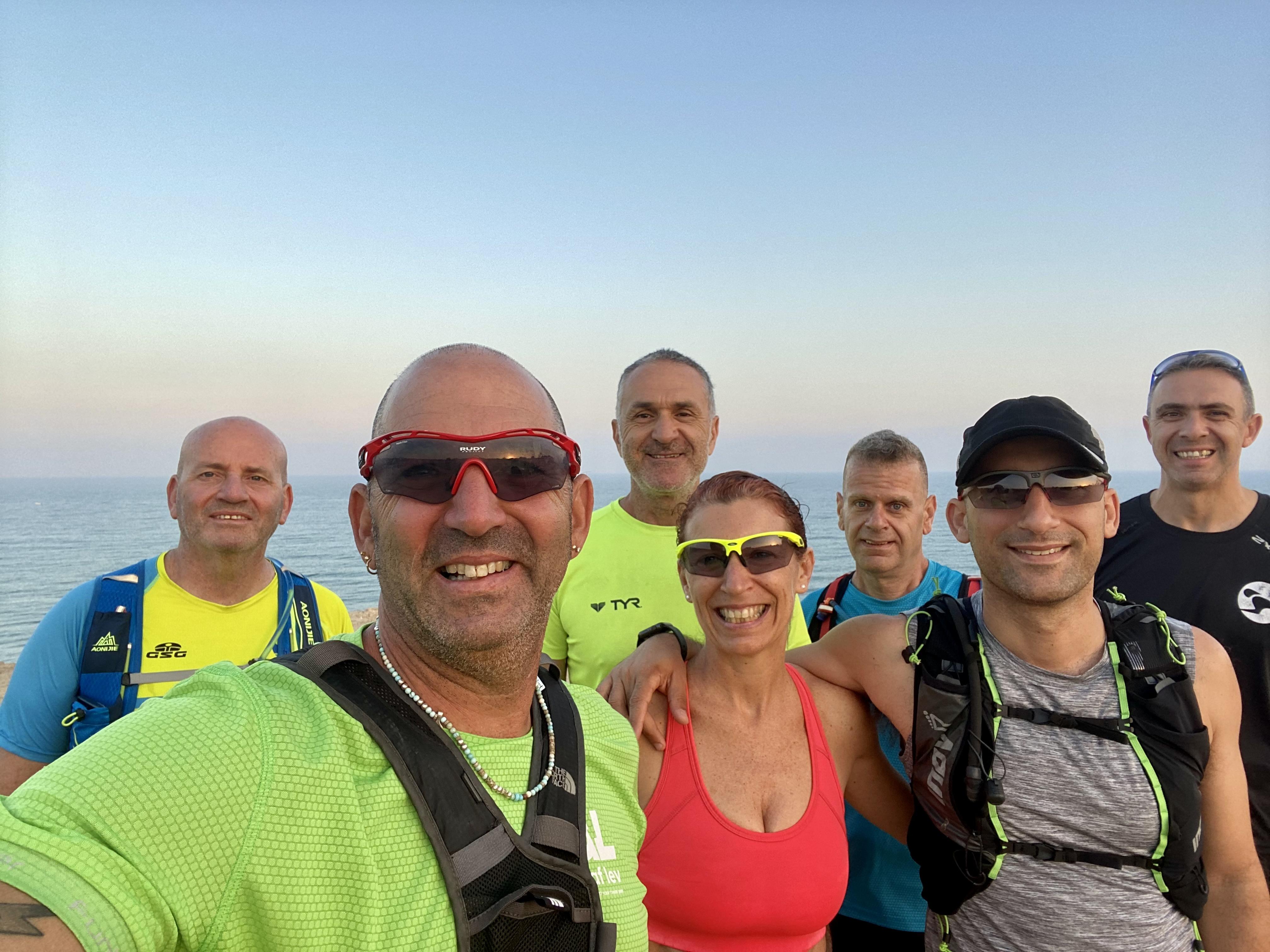 רצים עם אסף - קבוצת ריצה בכפר סבא (2)