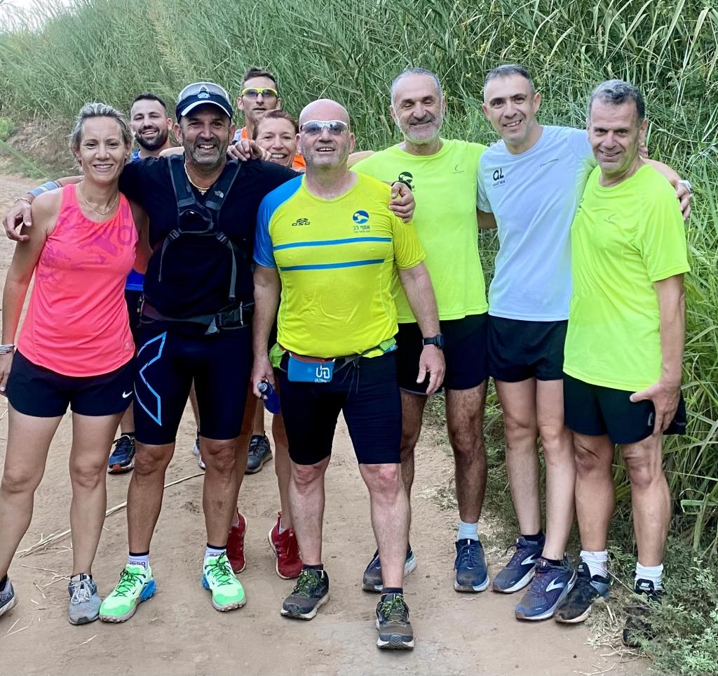 קבוצת ריצה בכפר - סבא; קבוצת ריצה מוקם בבוקר!